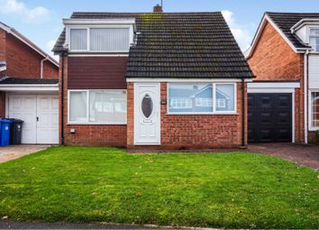 2 bed link-detached house for sale in Chillington Drive, Codsall, Wolverhampton WV8