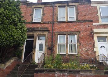 Thumbnail 2 bed flat for sale in Brinkburn Avenue, Gateshead, Gateshead