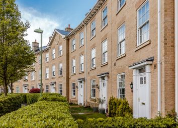 Thumbnail 3 bed town house for sale in Daisy Avenue, Bury Saint Edmunds, Suffolk