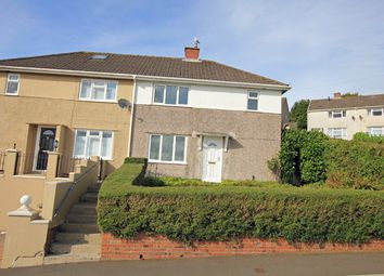 Thumbnail 3 bed semi-detached house for sale in Belvedere Avenue, Carmarthen, Carmarthenshire
