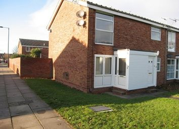 Thumbnail 2 bed flat to rent in Ravenspurn Way, Grimsby