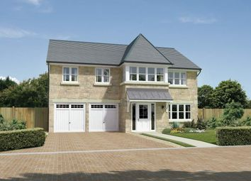 "Thumbnail 5 bed detached house for sale in ""Noblewood"" at Lempockwells Road, Pencaitland, Tranent"
