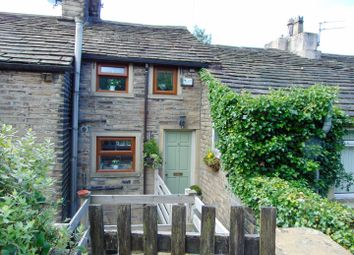 Thumbnail 1 bed cottage for sale in Old Lane, Oldham