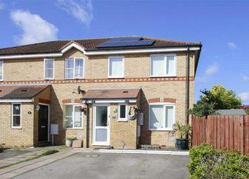 Thumbnail 3 bed end terrace house for sale in Hurley Croft, Monkston, Milton Keynes, Bucks