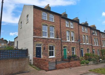 Thumbnail 4 bed end terrace house for sale in Mount Street, Weymouth