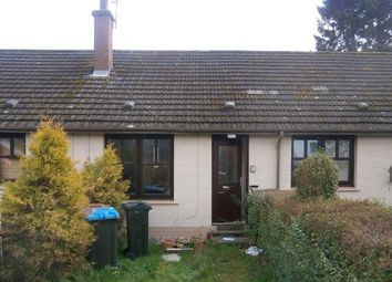 Thumbnail 1 bed cottage to rent in Ward Road, Muthill, Crieff