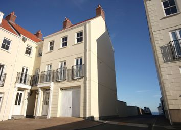 Thumbnail 2 bed end terrace house to rent in Domaine De Beauport, St. Peter Port, Guernsey