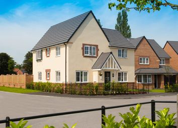 "Thumbnail 4 bed detached house for sale in ""Lincoln"" at Filter Bed Way, Sandbach"