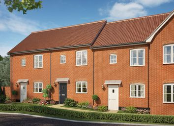 Thumbnail 2 bedroom end terrace house for sale in Station Road, Framlingham, Suffolk