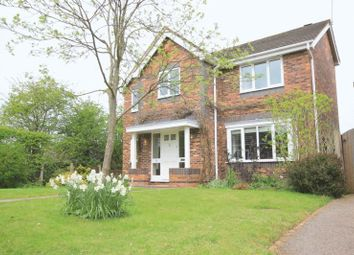 Thumbnail 4 bed detached house for sale in The Grange, Hyde Lea, Stafford