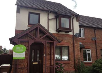 Thumbnail 3 bed end terrace house to rent in Blake Gardens, Plymouth