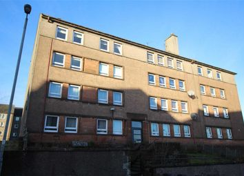 Thumbnail 2 bed flat for sale in Ann Street, Greenock, Renfrewshire