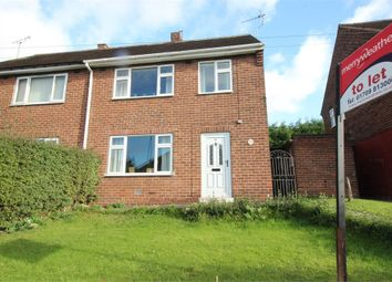 Thumbnail 3 bedroom semi-detached house to rent in Rowan Rise, Maltby, Rotherham, South Yorkshire