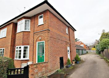Thumbnail 2 bed flat for sale in Woodstock Road North, St.Albans
