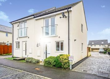 2 bed semi-detached house for sale in Samuel Bassett Avenue, Plymouth PL6