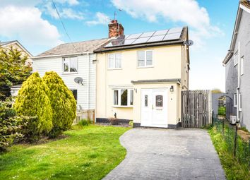 Thumbnail 4 bed semi-detached house for sale in Salmons Corner, Coggeshall, Colchester