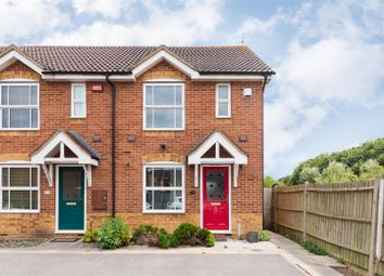 Thumbnail 2 bed end terrace house for sale in Moundsfield Way, Cippenham, Slough