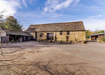 Thumbnail 4 bed barn conversion for sale in Eyebury Road, Eye, Peterborough