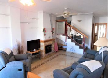 Thumbnail 3 bed town house for sale in Las Filipinas, Orihuela Costa, Spain