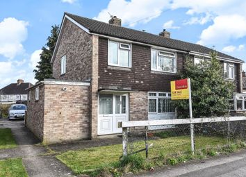 Thumbnail 3 bed semi-detached house for sale in Brasenose Driftway, Oxford
