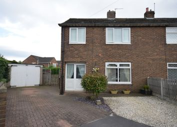 Thumbnail 3 bed semi-detached house for sale in Fairfield Avenue, Altofts, Normanton