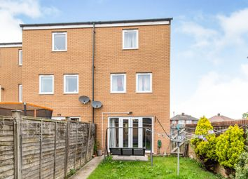 Thumbnail 4 bed town house for sale in Over Drive, Patchway, Bristol