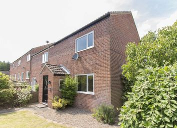 Thumbnail 2 bed end terrace house for sale in Scotton Gardens, Scotton, Catterick Garrison, North Yorkshire.