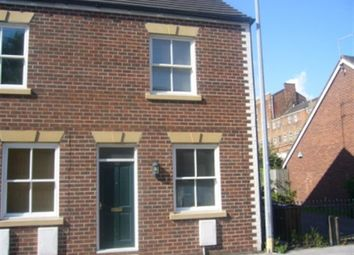 Thumbnail 2 bed end terrace house to rent in Osborne Street, Hull