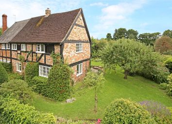 Thumbnail 3 bed semi-detached house for sale in Churchend, Eastington, Stonehouse, Gloucestershire