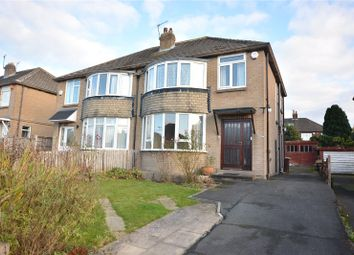 Thumbnail 3 bed semi-detached house for sale in Carr Manor Drive, Leeds, West Yorkshire