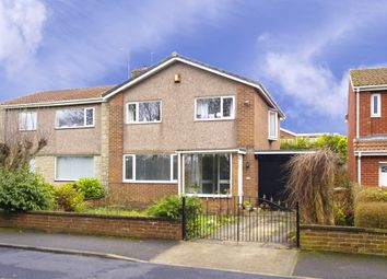 Thumbnail 3 bed semi-detached house for sale in Park Lea, Middle Herrington, Sunderland