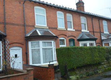 Thumbnail 3 bed terraced house for sale in Woodville Road, Kings Heath, Birmingham, West Midlands