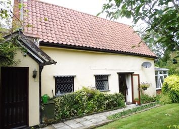 Thumbnail 2 bed link-detached house for sale in New Street, Stradbroke, Eye