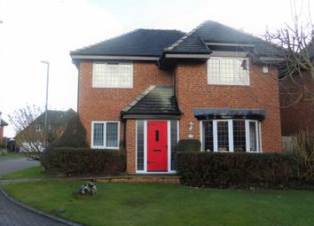 Thumbnail 4 bed detached house for sale in Orchard Place, Much Hoole, Preston