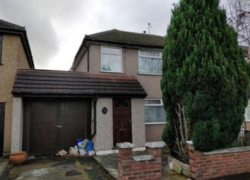 Thumbnail 3 bed end terrace house for sale in Maybank Avenue, Hornchurch