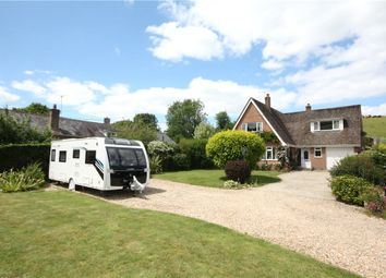 Thumbnail 3 bed detached house for sale in Winterborne Houghton, Blandford Forum, Dorset