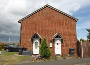 Thumbnail 1 bed semi-detached house to rent in Chadwick Close, Northfleet, Gravesend, Kent