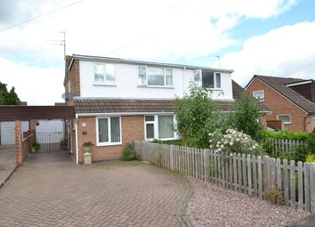 Thumbnail 4 bed semi-detached house for sale in Highland Road, Newport