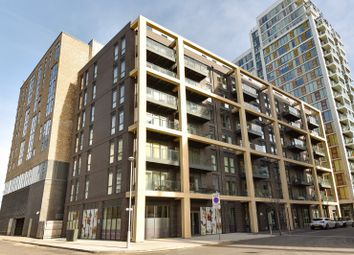 Thumbnail 2 bed flat for sale in Enterprise Way, Wandsworth