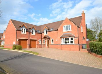 Thumbnail 5 bed detached house to rent in Barley Meadow, Hinstock, Market Drayton