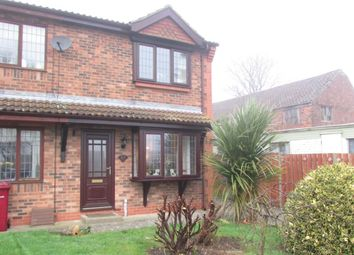 Thumbnail 2 bed property for sale in Hadleigh Green, Burringham, Scunthorpe