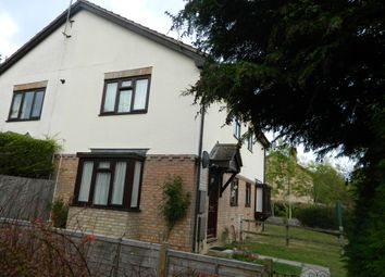 Thumbnail 1 bed end terrace house to rent in Petersfield Close, Basingstoke