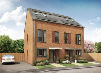 """Thumbnail 3 bed semi-detached house for sale in """"The Dougan"""" at Ashland Street, Wolverhampton"""