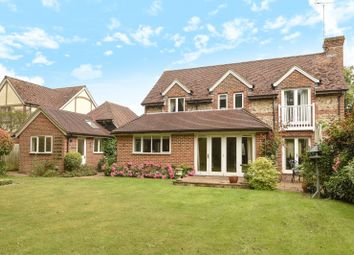 Thumbnail 4 bed detached house for sale in Thorne Close, Henley-On-Thames