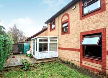 Thumbnail 4 bed detached house for sale in Hazel Croft, Werrington, Peterborough