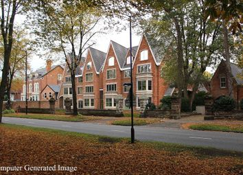 Thumbnail 3 bed flat for sale in Bristol Court, Bristol Road, Edgbaston