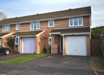 Thumbnail 3 bed end terrace house for sale in Martins Wood, Chineham, Basingstoke