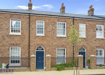 Thumbnail 3 bedroom terraced house for sale in Liscombe Street, Poundbury
