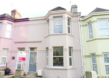 Thumbnail 4 bed property to rent in Bridwell Road, Plymouth