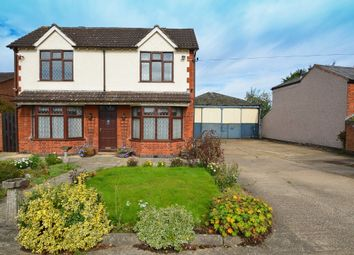 Thumbnail 3 bed detached house for sale in Coventry Road, Thurlaston, Rugby